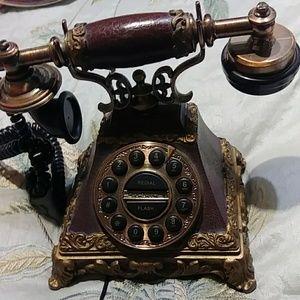 Antique looking. phone